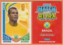 Brazil Cafu A.S Roma International Legend